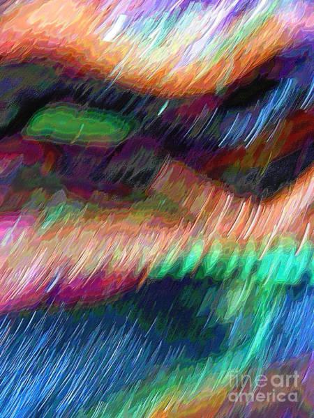 Celeritas 13 Art Print
