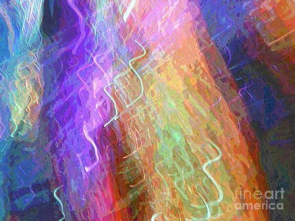 Celeritas 43 Art Print