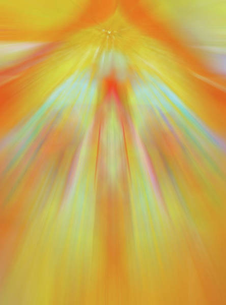 Painting - Celestial Flight by Anne Cameron Cutri
