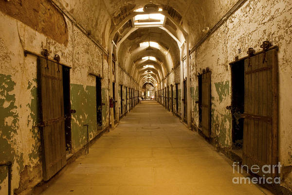 Photograph - Cell Block 5 by Paul W Faust -  Impressions of Light