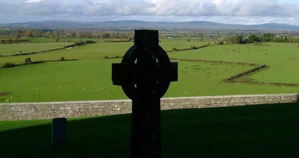 Wall Art - Photograph - Celtic Cross by Valerie Howell