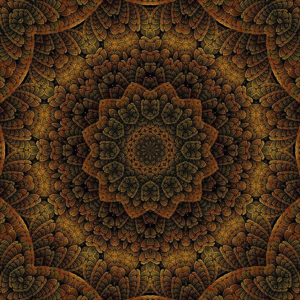 Digital Art - Celtic Knot 121 by Doug Morgan