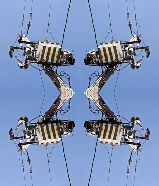 Photograph - Center Of Your Artificial Heart 2013 by James Warren