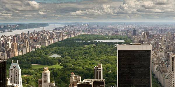 Photograph - Central Park New York City by Gary Eason