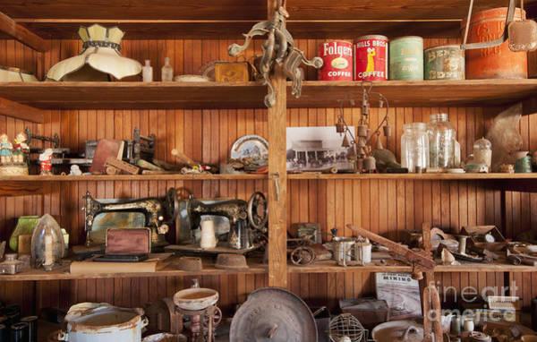 Photograph - Cerro Gordo General Store by Dan Suzio