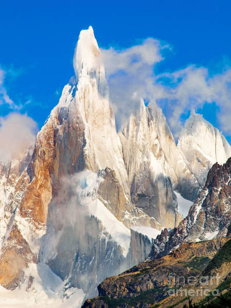 Wall Art - Photograph - Cerro Torre by JR Photography