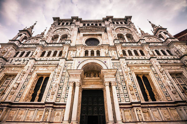 Photograph - Certosa Di Pavia by Deimagine