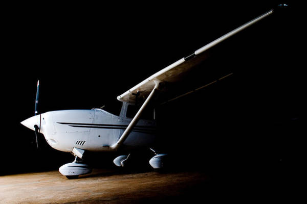 Kimberley Airport Photograph - Cessna by Paul Job