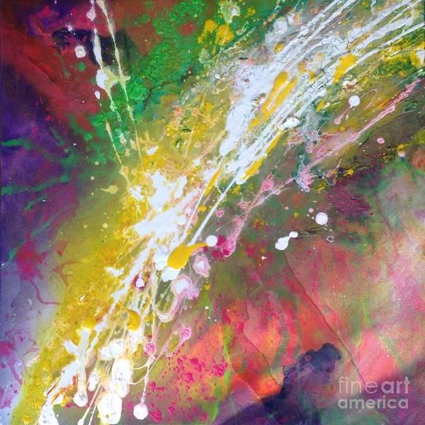 Painting - C'est Fini by Bebe Brookman