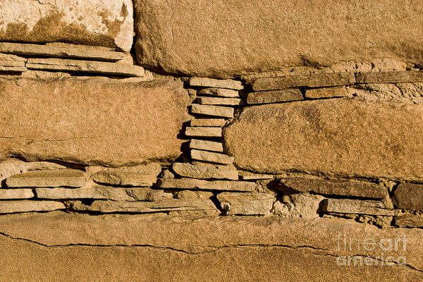 Photograph - Chaco Bricks by Steven Ralser