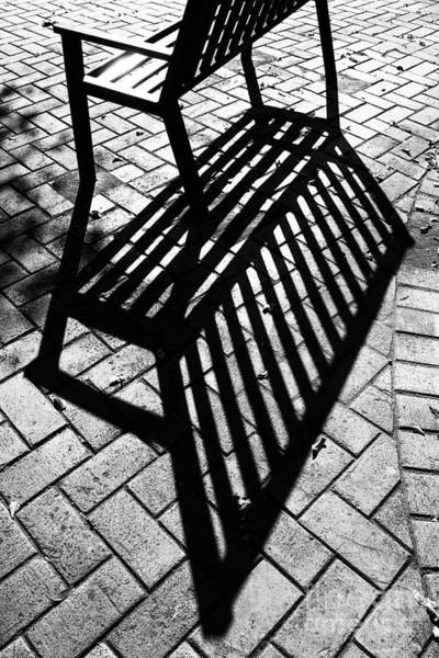 Photograph - Chair by Yew Kwang