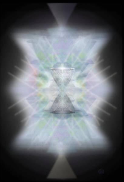 Chalice Emerging Art Print by Christopher Pringer