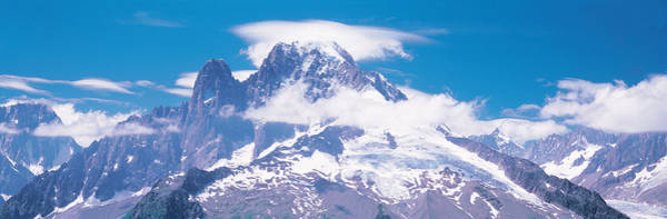 Envelop Wall Art - Photograph - Chamonix France by Panoramic Images