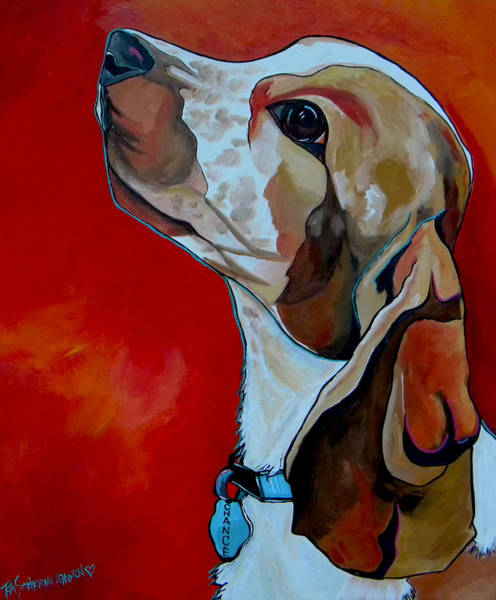 Painting - Chance by Patti Schermerhorn