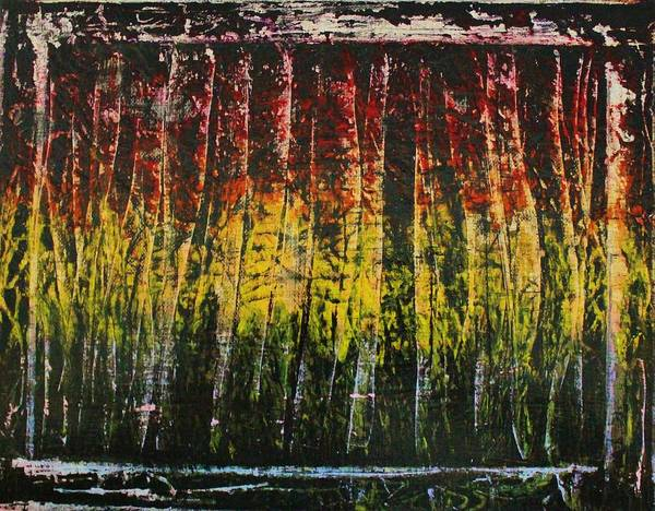 Painting - Change Is Good by Michael Cross