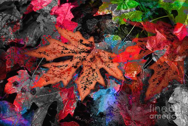 Digital Art - Change by Yael VanGruber