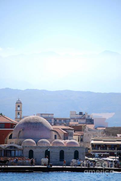 Taverna Photograph - Chania Mosque by Antony McAulay