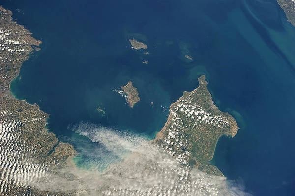 Channel Islands Photograph - Channel Islands by Nasa