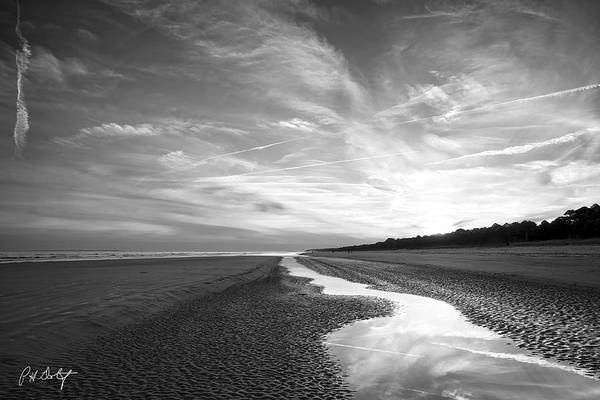 Lowcountry Digital Art - Channel To The Sea by Phill Doherty