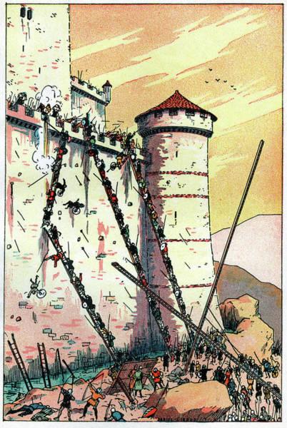 Wall Art - Photograph - Chanson De Geste by Cci Archives