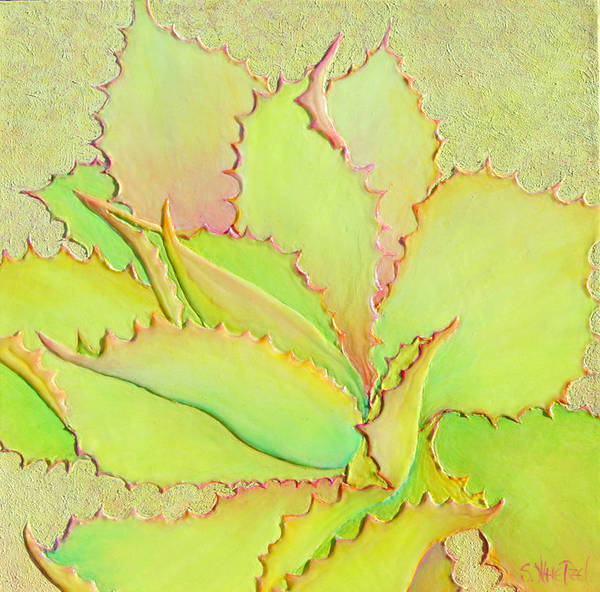 Painting - Chantilly Lace by Sandi Whetzel