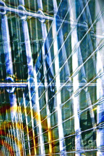 Revolting Digital Art - Chaos by Gwyn Newcombe