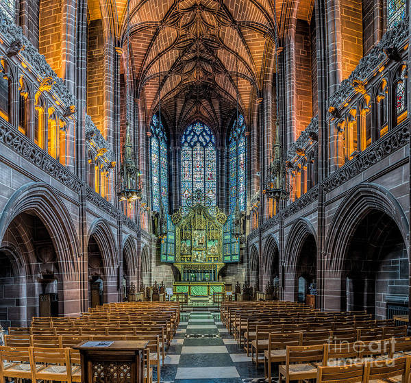 Wall Art - Photograph - Chapel by Adrian Evans