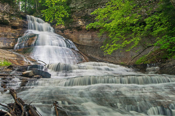 Photograph - Chapel Falls by Gary McCormick