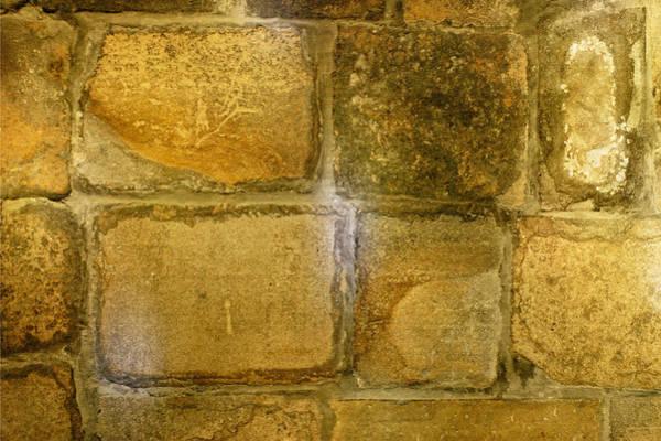 Photograph - Chapel Floor In Mont-st-michel by Gene Norris
