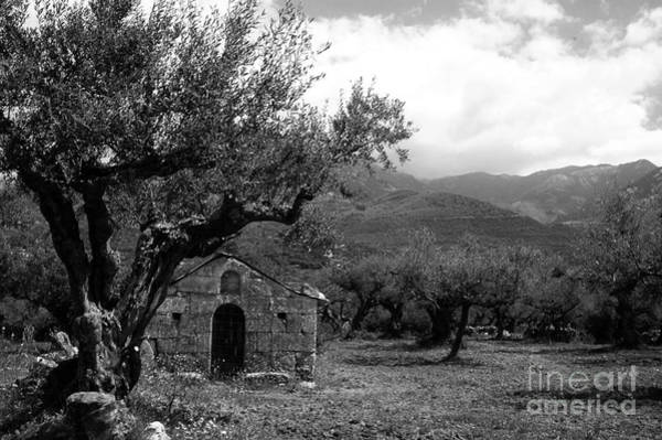 Photograph - Chapel In The Mountains by Randi Grace Nilsberg