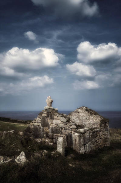 Gloomy Wall Art - Photograph - Chapel by Joana Kruse
