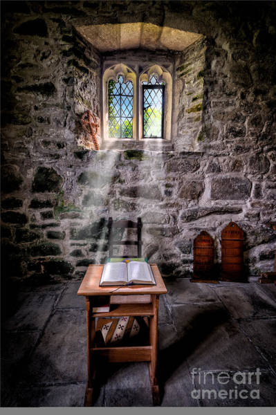 Wall Art - Photograph - Chapel Light by Adrian Evans