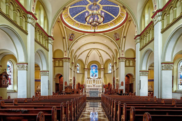 Photograph - Chapel Of The Immaculate Conception by Jim Thompson