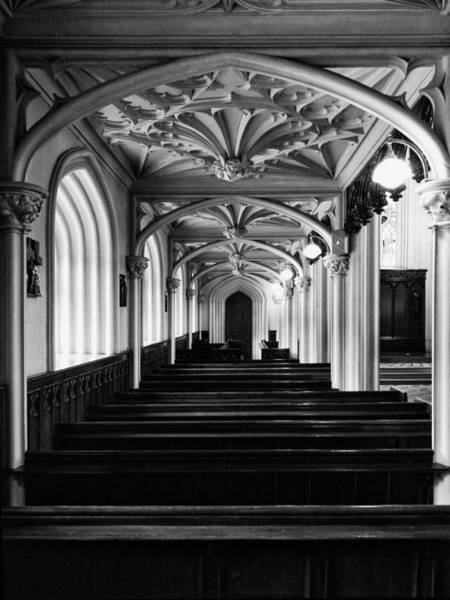 Photograph - Chapel Royal In Dublin Castle by Photography  By Sai