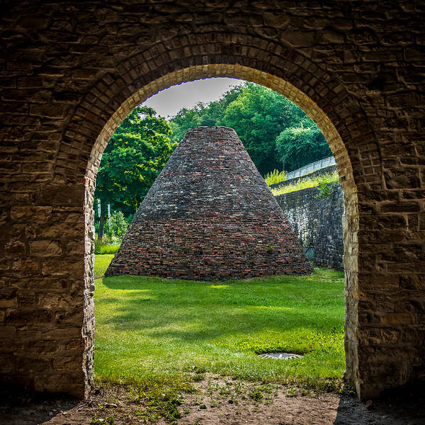 One Of A Kind Photograph - Charcoal Kiln by Paul Freidlund