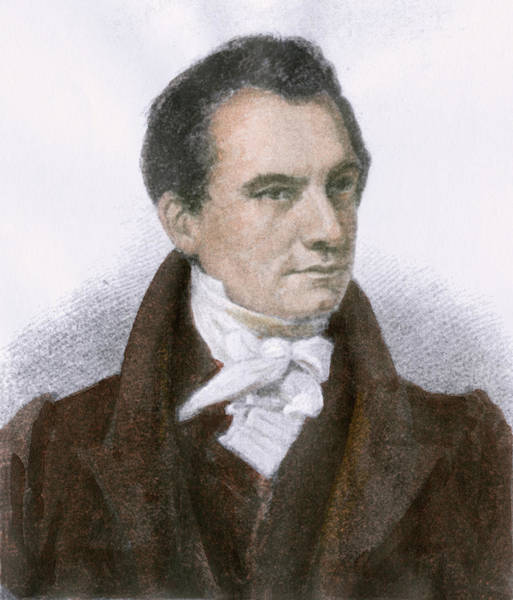 Wall Art - Photograph - Charles Babbage by Science Photo Library