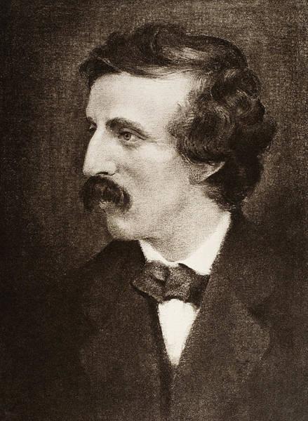 Painting - Charles Farrar Browne (1834-1867) by Granger
