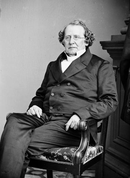Photograph - Charles Hodge 1797-1878) by Granger