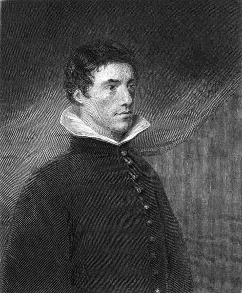 Wall Art - Drawing - Charles Lamb -  English Writer by Mary Evans Picture Library