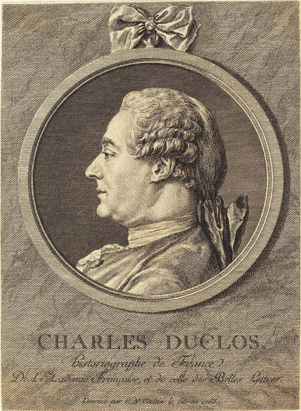 1715 Drawing - Charles-nicolas Cochin II French, 1715 - 1790 by Quint Lox