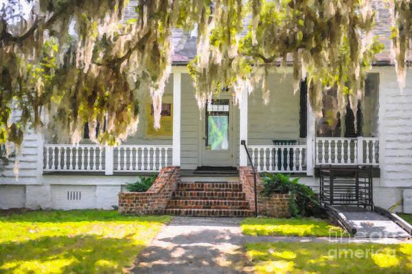Photograph - Charles Pickney Historic Site by Dale Powell