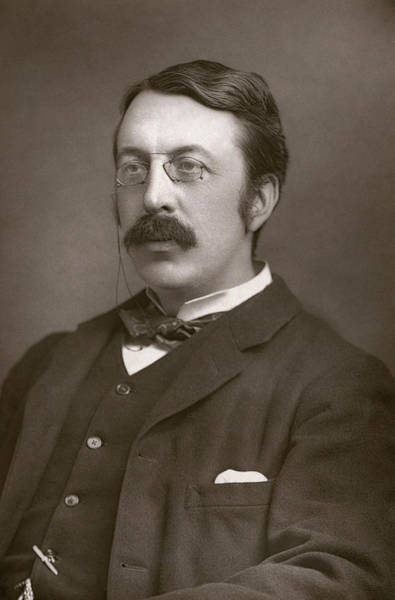 Wall Art - Photograph - Charles Villiers Stanford (1852-1924) by Granger