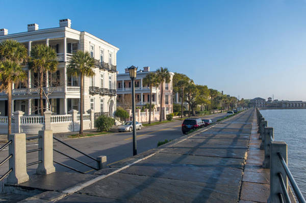 Low Battery Photograph - Charleston Battery by Willie Harper