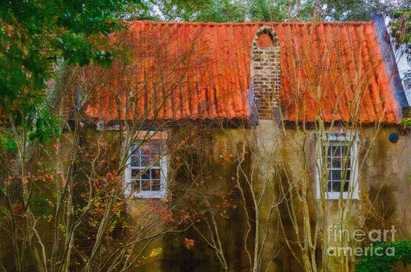 Photograph - Charleston Carriage House by Dale Powell