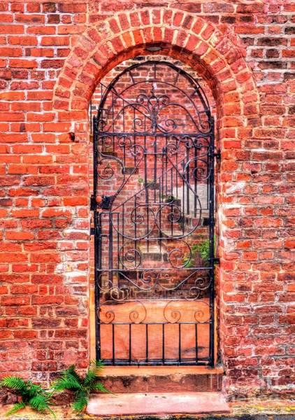 Photograph - Charleston Charm 5 by Mel Steinhauer