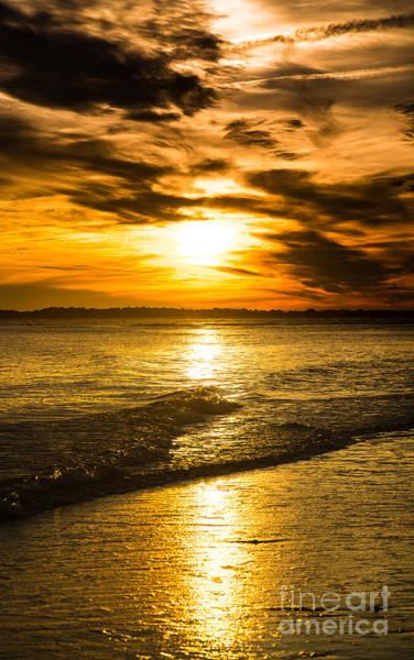 Photograph - Charleston Coast Sunset by Donnie Whitaker