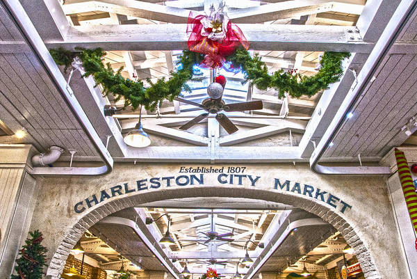 Photograph - Charleston Market by Carol Erikson