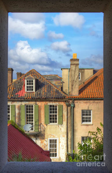 Wall Art - Photograph - Charleston Singles Out My Window by Dustin K Ryan