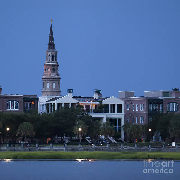 Photograph - Charleston Waterfront Park by Dustin K Ryan