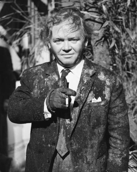 Charlie Photograph - Charlie Drake by Silver Screen